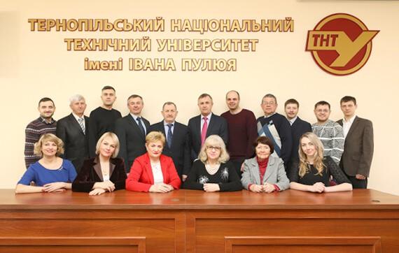 Персонал кафедри будівельної механіки ТНТУ